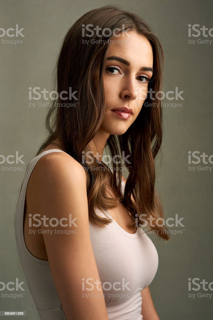 There's beauty in simplicity royalty-free stock photo