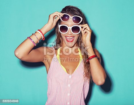 istock There's no such thing as too many pairs of sunglasses 530934846