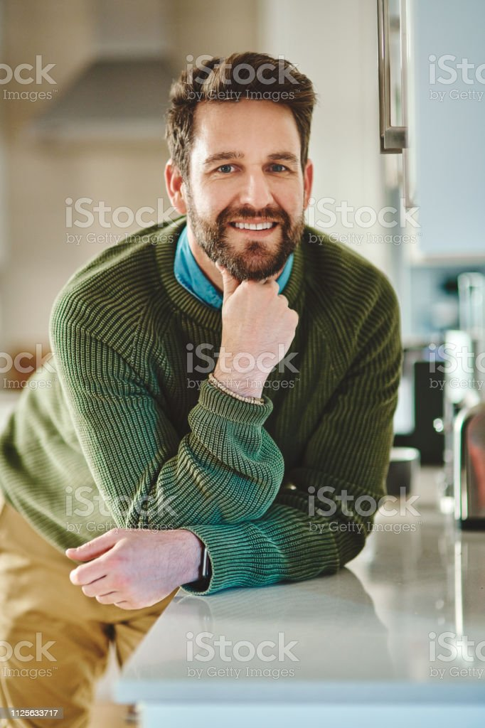 There's nothing wrong with spending time at home stock photo