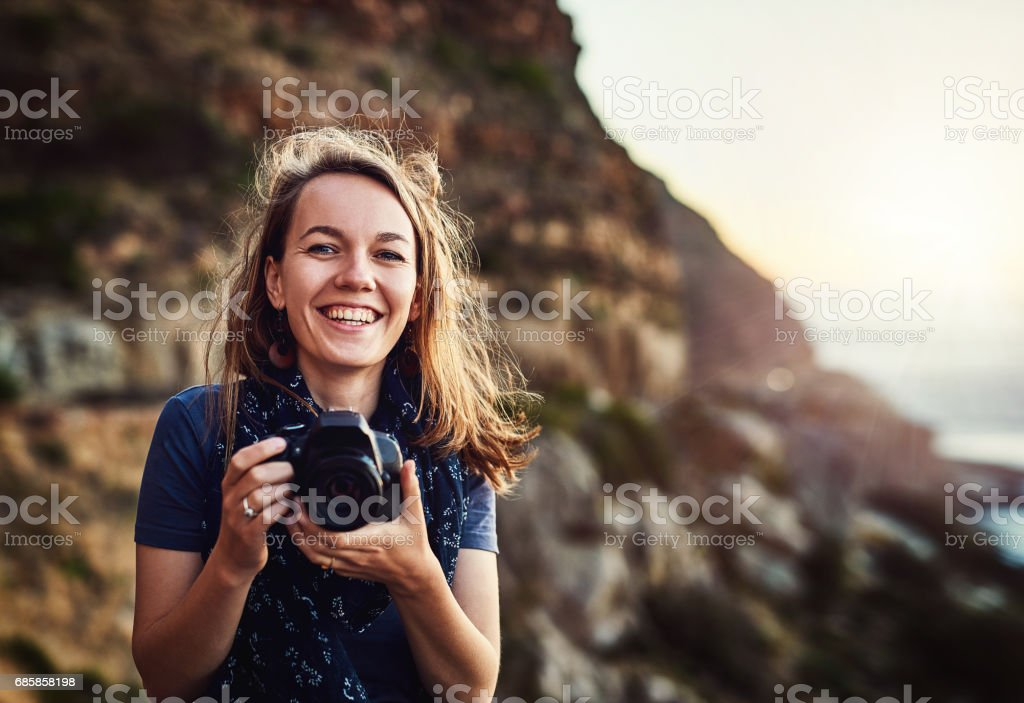 There's so much to explore and capture in the world stock photo