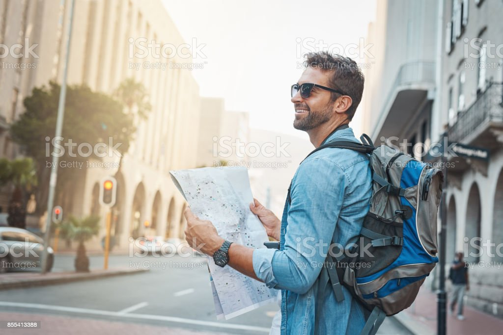 There's so much to see stock photo