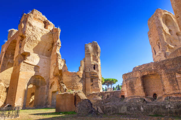 Thermae of Caracalla – Foto