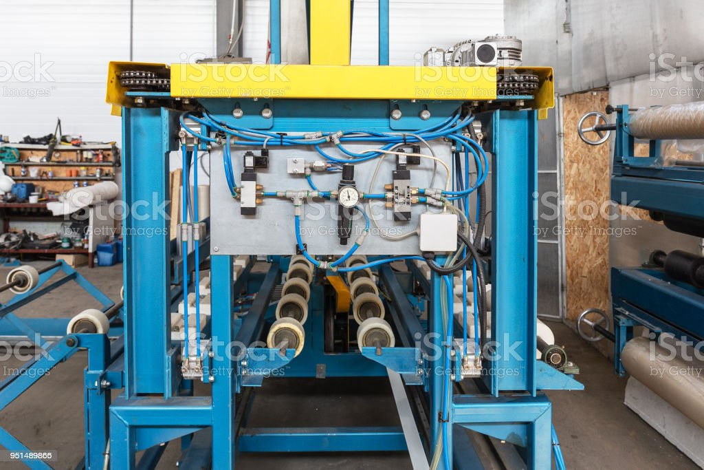 Thermal Insulation Sandwich Panel Production Line For
