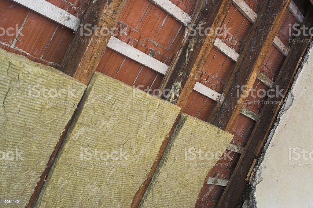 thermal isolation stock photo