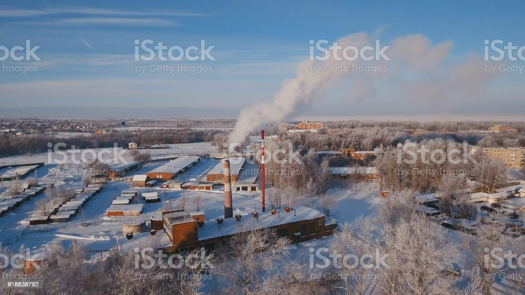 Thermal Power Plant Boiler House stock photo | iStock