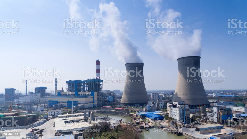 Thermal power plant – Foto