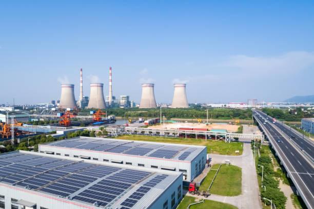 thermal power plant – Foto