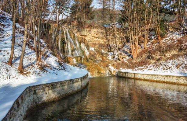 Cascade thermale Lucky-Slovaquie - Photo