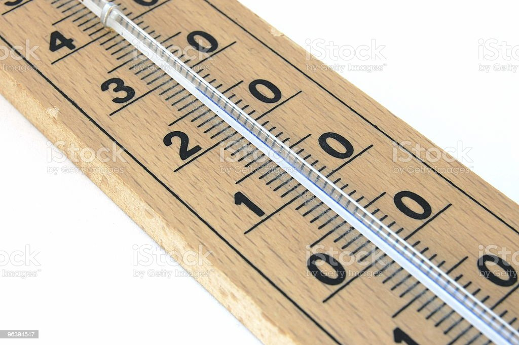 Thermometer - Royalty-free Celsius Stock Photo