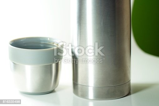 istock Thermos flask 816335498
