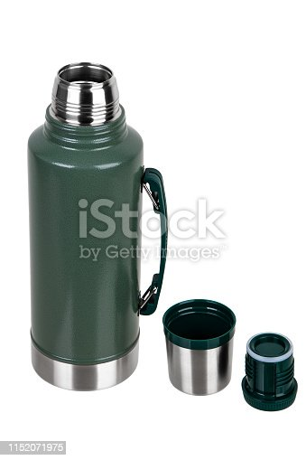 1135476970istockphoto thermos isolated on white back 1152071975