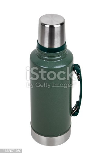 1135476970istockphoto thermos isolated on white back 1152071980