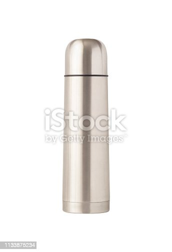 istock Thermos isolated 1133875234