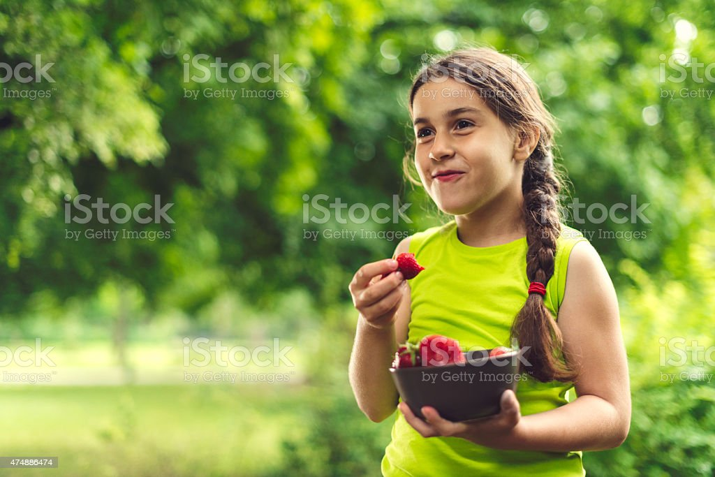 These are so delicious! stock photo