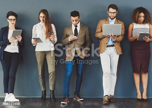 istock These are the candidates 858111448