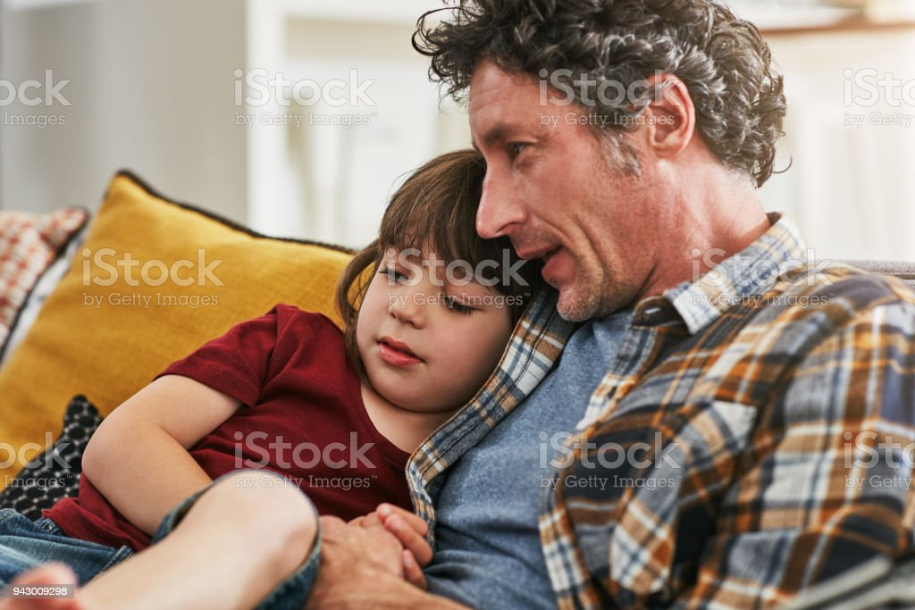 These are the days they cherish the most stock photo