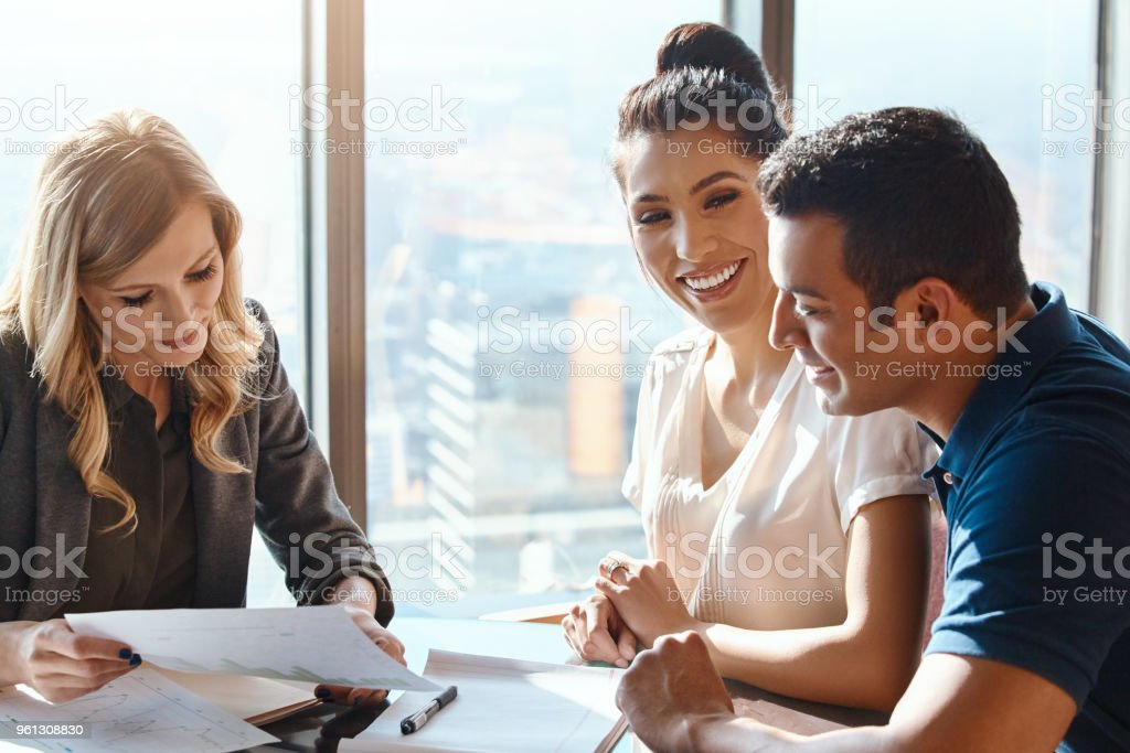 These are the different investment schemes available to you stock photo