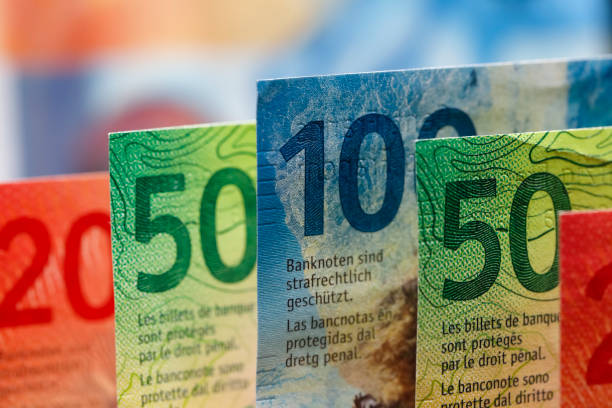 These are the new Swiss banknotes
