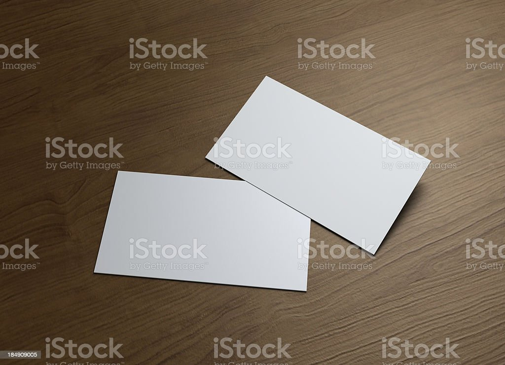 These Business Cards Presentation For Promotion Of Corporate ...
