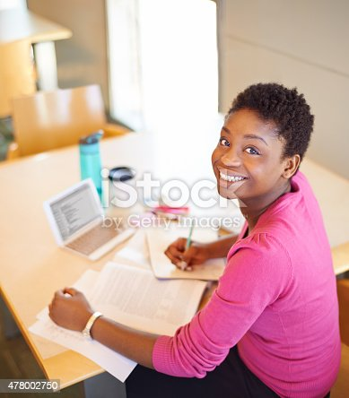 istock These exams won't catch me unprepared! 478002750