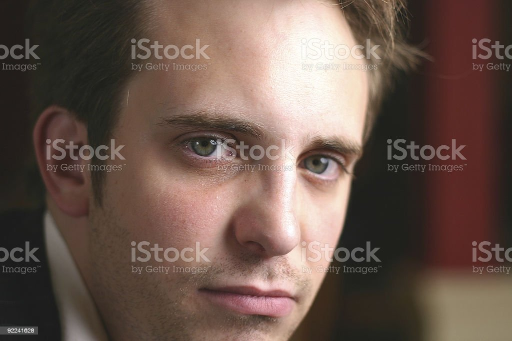 These Eyes royalty-free stock photo