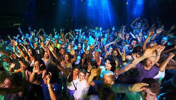 Les fans de rock autant que le groupe - Photo