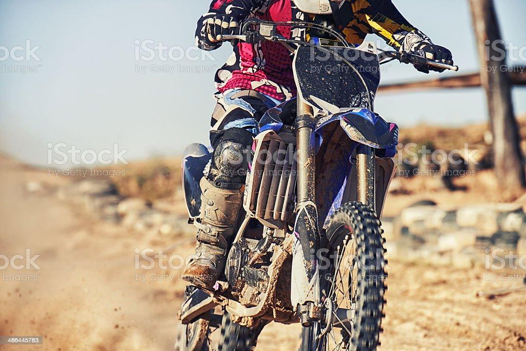 Diese Motorräder Sie selbst Lizenzfreies stock-foto