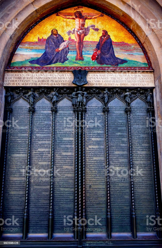 Luther Thesen Kirche