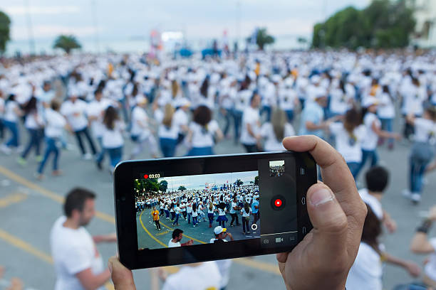 Thessaloniki breaks the Guinness World Record with 1102 people
