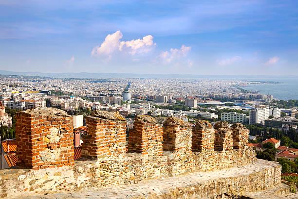 Thessaloniki stock photo