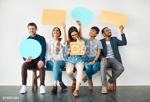 855443864 istock photo They are quite outspoken 913331064