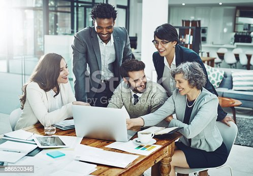 istock They are taking the company to different heights 886520346