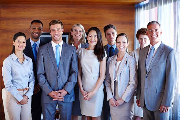 彼らは最高の分野 - ビジネスフォーマル ストックフォトと画像
