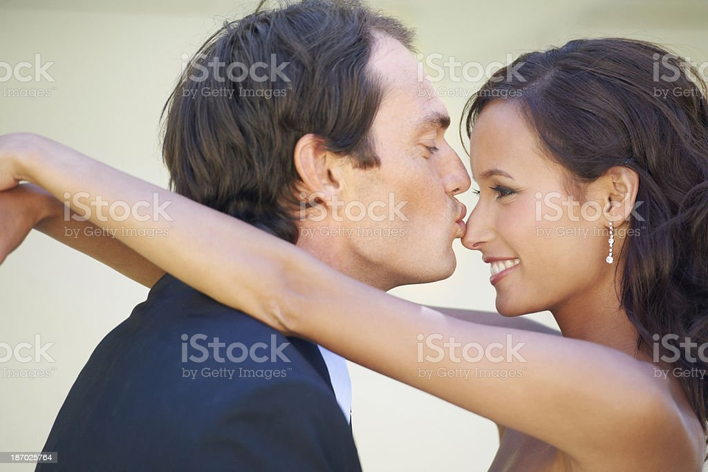 They can laugh and cry together royalty-free stock photo