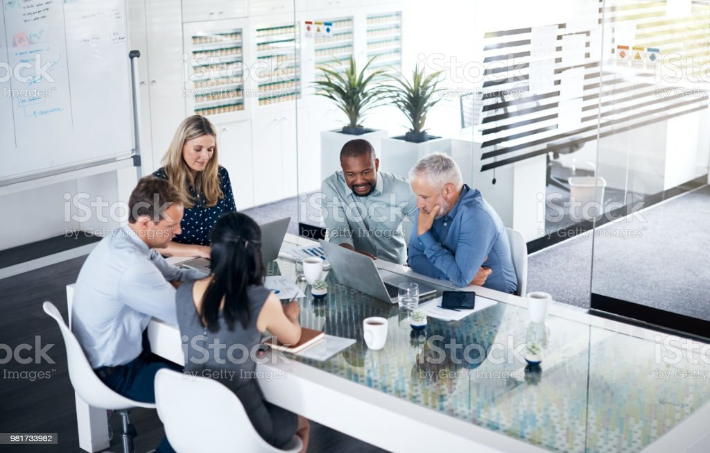 They go above and beyond to achieve success stock photo