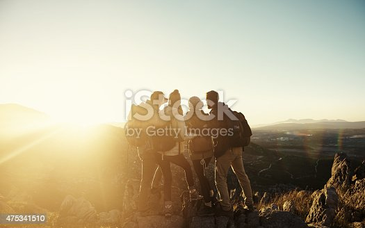istock They got up early to witness this 475341510