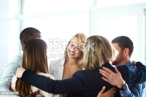 istock They have a circle of trust 916048596