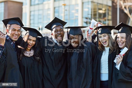 istock They have every reason to celebrate 869673702