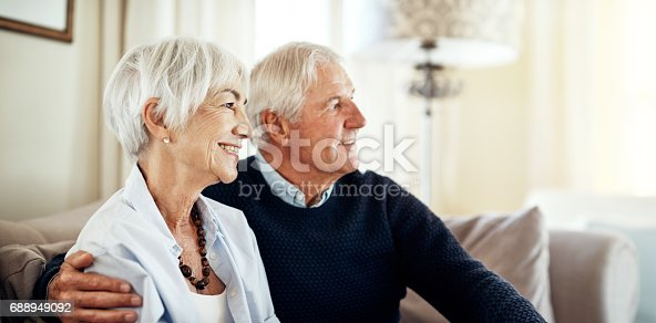 istock They have so many fond memories to reflect on 688949092