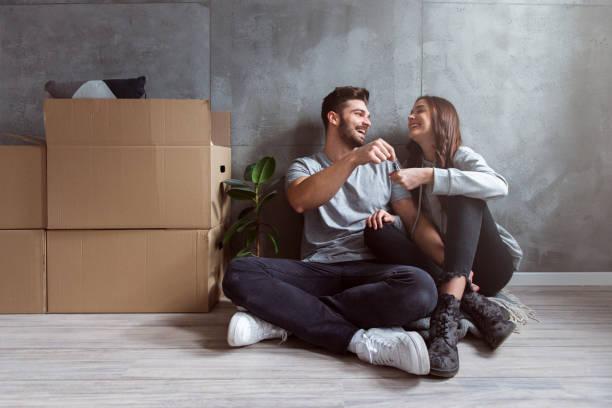 Sie haben gerade die neue Wohnung gekauft – Foto