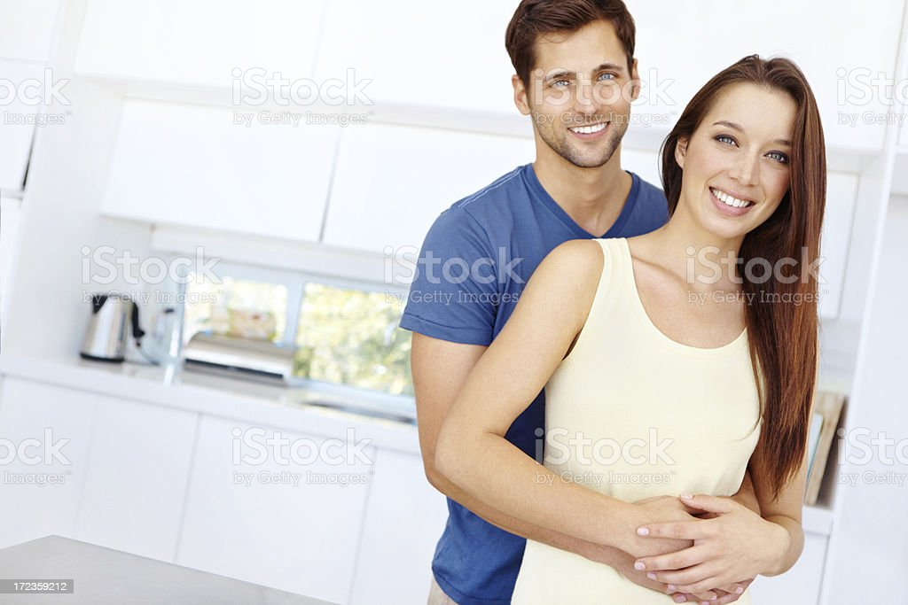 They love living together royalty-free stock photo