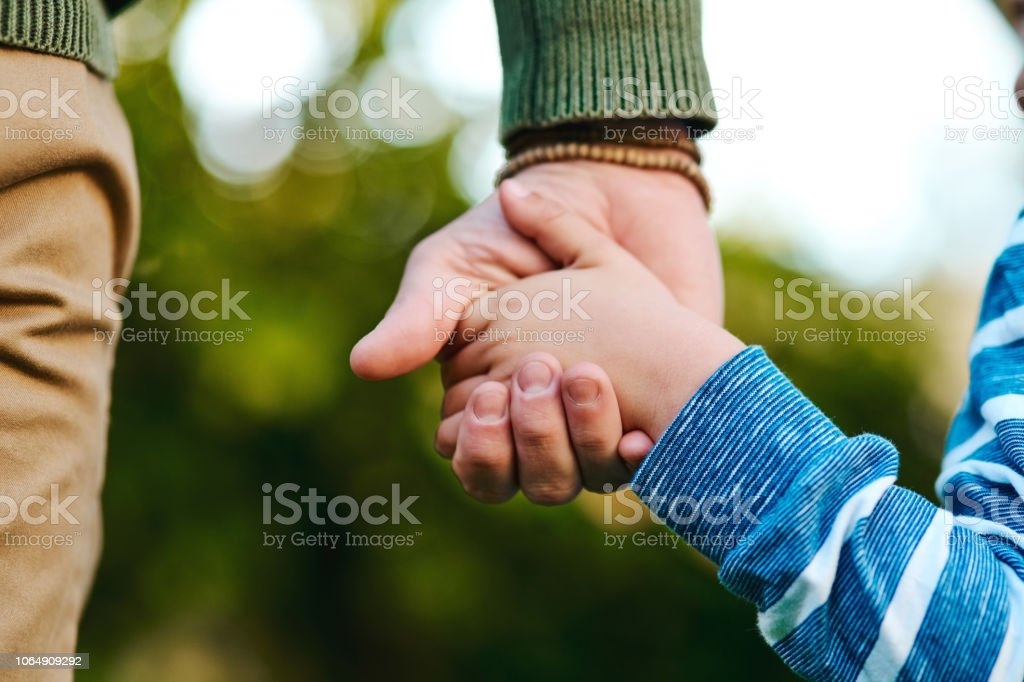 They need guidance stock photo