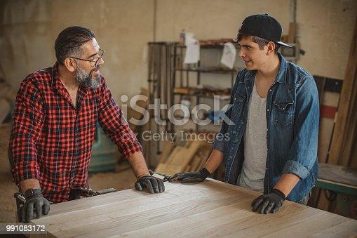 1000309654istockphoto They perfectly understand each other 991083172