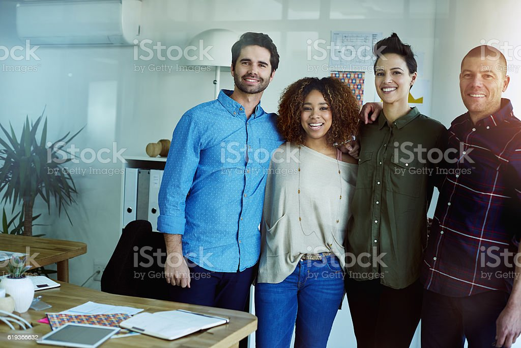 They provide continued value to the company stock photo