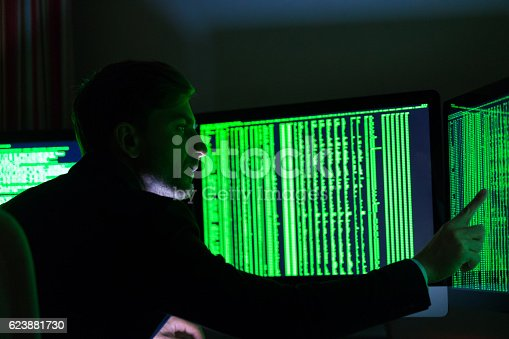 istock They thought this system is not hackable! 623881730