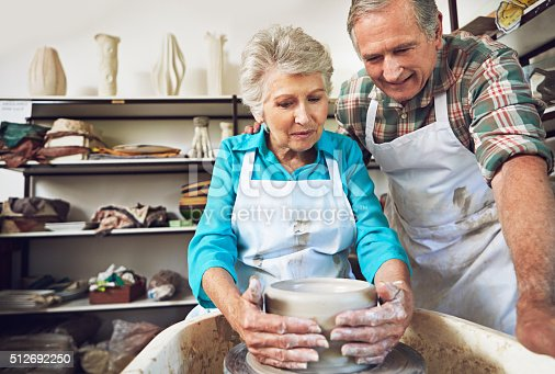 511679304istockphoto They're a couple of crafters 512692250