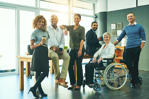 Theyre A Diverse And Dynamic Team Stock Photo - Download Image Now