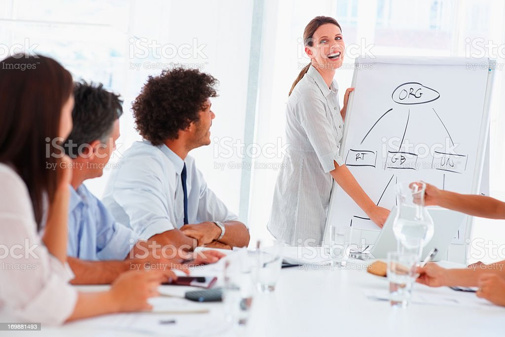 They're a group of fast learners stock photo