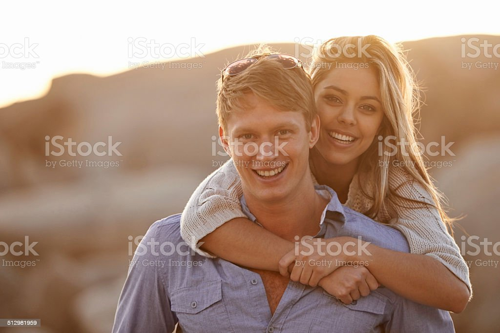 They're a perfect pairing stock photo