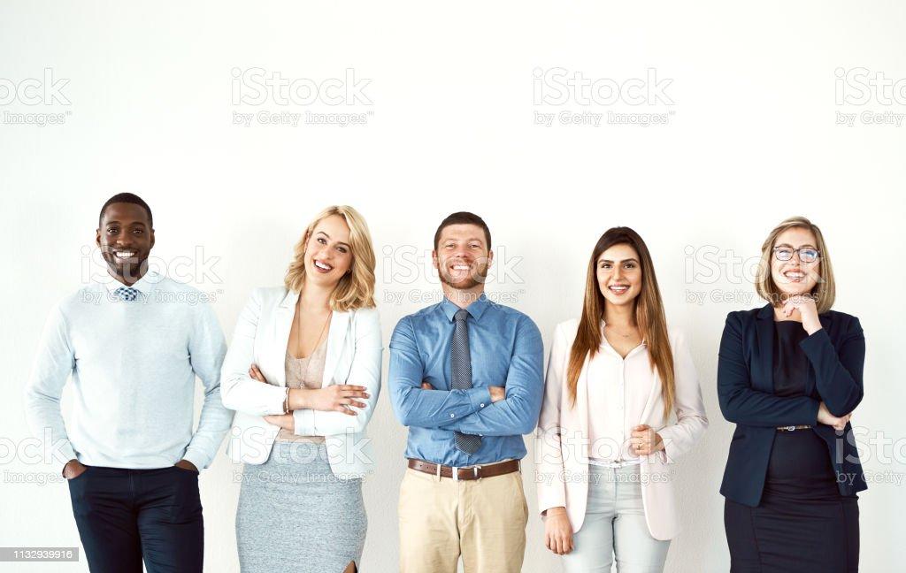 Ze zijn allemaal over het vertrouwen - Royalty-free Achtergrond - Thema Stockfoto